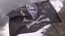 Strikes Against Pension Reform Enter Second Day in France