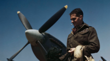 In pictures: Iconic scenes from World War 2 captured in colour for the first time ever