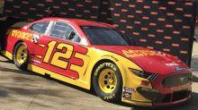 Advance Auto Parts unveils sponsorship with NASCAR driver
