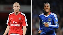 Revealed: The Arsenal defender who used to 'panic' before facing Didier Drogba