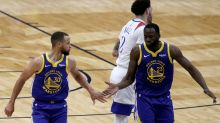 Warriors to rest Curry, Green and Wiggins Friday vs. Pelicans ahead of Sunday's season finale