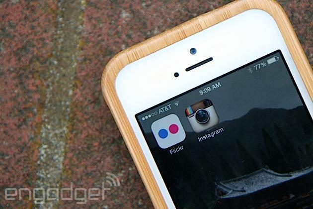 Flickr struggles to capture the selfie generation