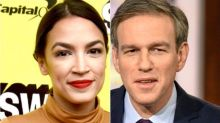 Ocasio-Cortez Has A Brutal Reality Check For Bret Stephens After Bedbug Meltdown