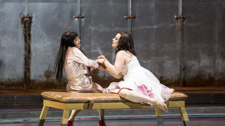 Elektra review, Salzburg Festival: the Austrians have got their act together, why can't we?
