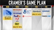 Cramer's game plan: Don't get complacent, get diversified