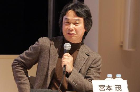 Nintendo's Miyamoto casually references new hardware, MotionPlus games