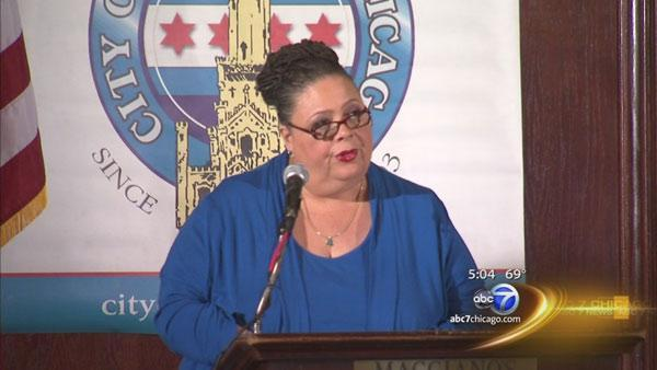 Chicago Teachers Union president calls for tax changes to fund schools
