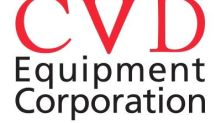 CVD Equipment Corporation President and CEO Emmanuel Lakios Letter to Shareholders