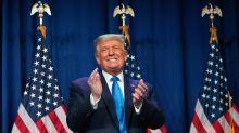 Trump arrancó la convención republicana acusando a los demócratas de querer robarse la elección