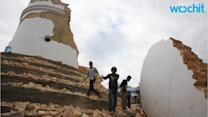 Nepal's Historic Dharahara Tower Collapses in Massive Earthquake