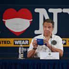 New York Gov. Cuomo on George Floyd protesters not wearing face masks: 'You have a right to demonstrate. You don't have a right to infect other people.'