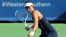 Muguruza outlasts Kuznetsova, next faces Pliskova in Cincinnati