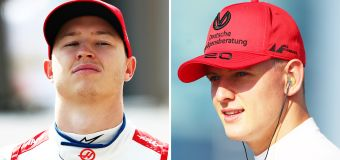 'What the f***': Schumacher in spat with F1 teammate