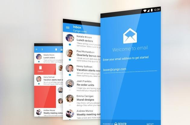 Cyanogen finds a Gmail replacement for its alternative Android