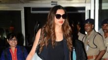 Did Deepika Throw Starry Tantrums On Her Flight Back From Budapest?
