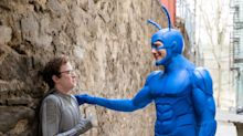 'The Tick': The big blue avenger is back, and new