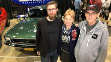 Friends, family help rebuild dream car for man with terminal cancer