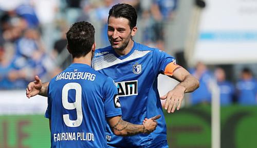 3. Liga: Magdeburg verkürzt Rückstand auf Spitzenreiter Duisburg