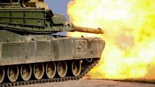 U.S. Army Tanks Want Some Very High-Tech Fighter Gear
