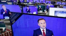 Poland to propose limits on foreign media soon, Kaczynski says