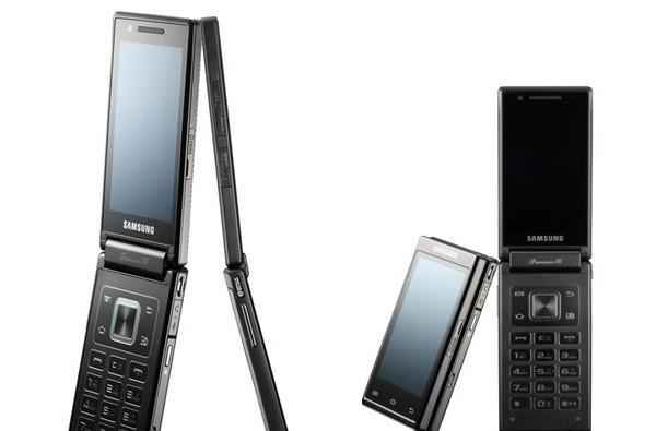 Samsung's two-faced SCH-W999 Android plays the dual core, dual SIM game