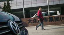 VW recalls 4.86 million vehicles in China over airbag concerns