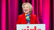 Hillary Clinton tweets an empowering message to young girls everywhere