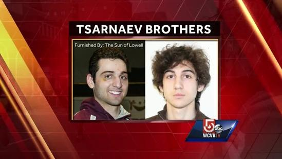 Memorial grows one month after Boston bombings