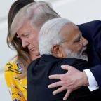 Trump urges India's Modi to fix deficit, but stresses strong ties