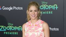 Shakira Rocks Fiery New Look: 'Redheads Have More Fun'