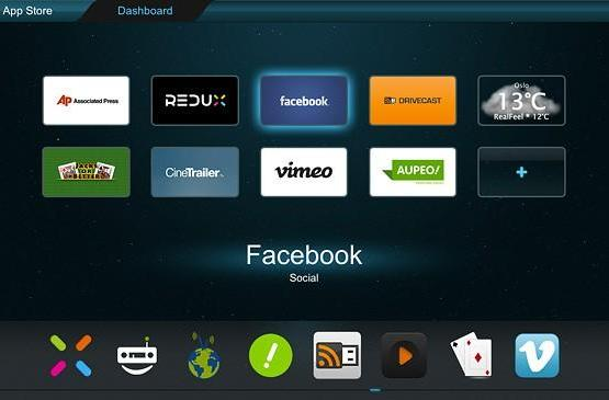 Opera promises cross-platform apps for Smart TVs, gives us little to complain about
