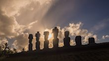 Researchers work out what Easter Island statues were actually for