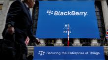 BlackBerry signs patent licensing deal with Teletry