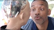 Will Smith's 'Date' With Sophia The AI Robot Ends Firmly In The Friend Zone