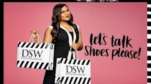 DSW Partners with Mindy Kaling to Showcase the Power of Finding the Right Shoes for You