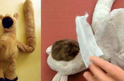 Snoozy the Sloth is a breathing, napping toy after our own hearts