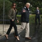 Melania Trump Wants Americans to Help Puerto Rico, Maybe She Should Tell her Husband