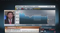 American Express' earnings respectable: Pro
