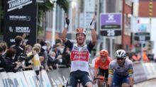 Cyclisme - Gand-Wevelgem - Mads Pedersen s'impose surGand-Wevelgem devant Florian Sénéchal