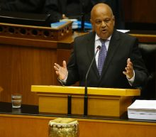 S. Africa budget throws light on fractured ANC