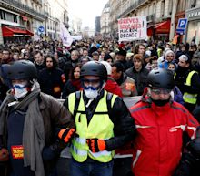 Only Trump can hear Paris mobs chanting his name