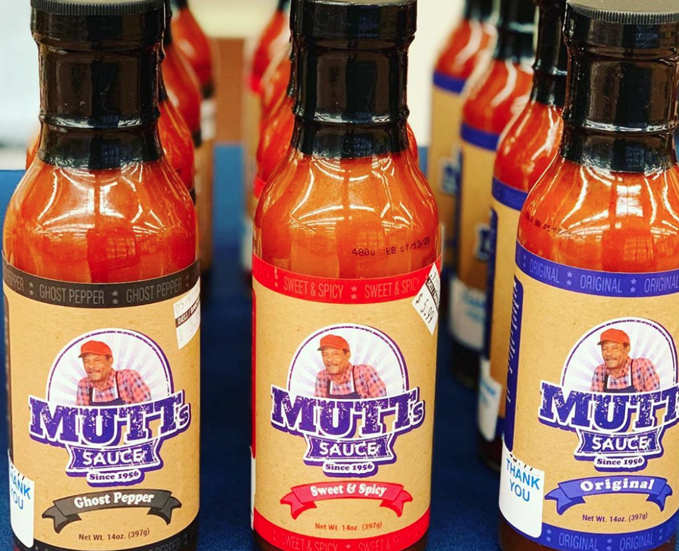 Her grandfather's recipe is the 'secret sauce' to this booming small business