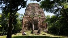 Cambodian temple site gets UNESCO world heritage status