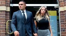 NRL star Dylan Walker not guilty of assaulting fiancee