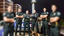 Gainesville 'hot cops' have some serious competition
