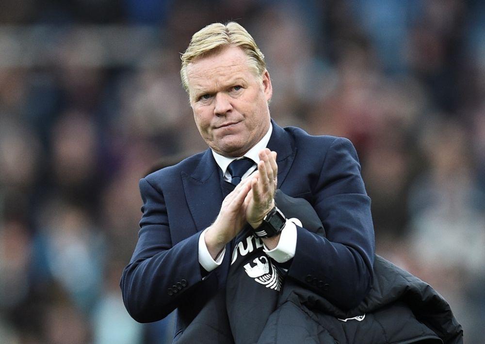 Everton: Koeman s'embrouille avec le sélectionneur irlandais