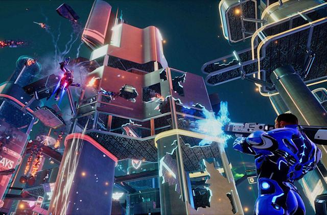 'Crackdown 3' multiplayer test begins February 7th on Xbox and PC