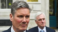 Keir Starmer's Covid-19 response is exactly right, says John McDonnell