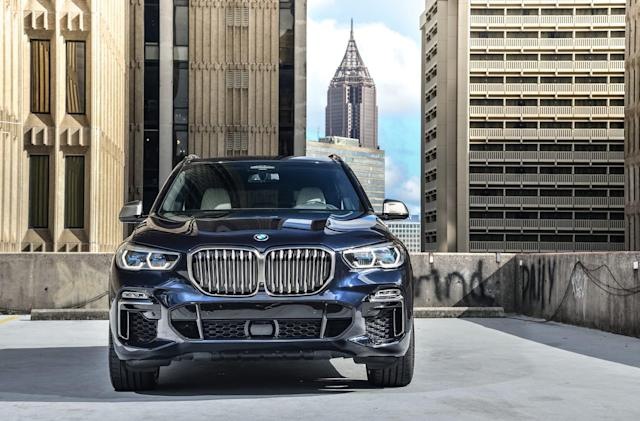 BMW considers electric-only mode for hybrids in zero-emissions areas