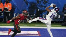 Healthy WR Golden Tate won't play for Giants at Washington